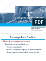 Chapter 15 Exchange-Rate Systems and Currency Crises