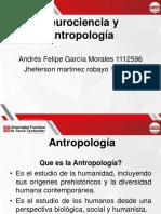 Neurociencia y Antropología