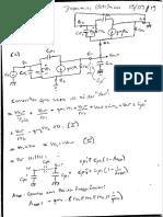 Fundamentos da Microeletrônica - B. Razavi  - Solução Questão 11.4