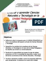 UPCsNaturales y Tecnologia 2015