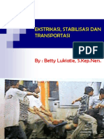 stabilisasi transportasi