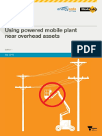 ISBN Guidebook Using Powered Mobile Plant Near Overhead Assets Editionn1 2018 06