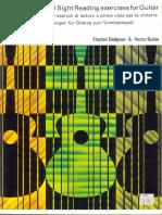 Dogson & Quine - 60 sight reading exercises for guitar.pdf