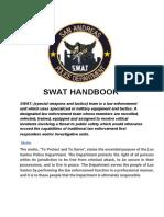 Swat Handbook