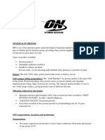 OPTIMUM NUTRITION.docx