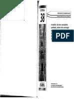 38. Análisis de Las Variables Calidad, Plazo de Entrega y Precio en La Distribución Comercial.