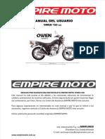 Vdocuments.net 16359062 Keeway Owen 150 Manual Del Usuario