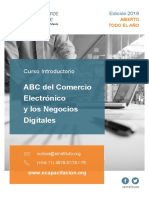 ABC del Comercio electronico