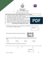 PRIMER PARCIAL SIMULACRO 2018 Matematica Clase n 10 Simulacro Del 2 de Junio de 2018 0 - Copia