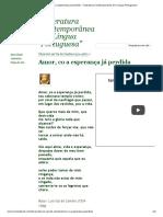 "Amor, co a esperança já perdida - _Literatura Contemporânea em Língua Portuguesa"".pdf"