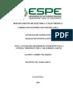 Central Termica Enrique Garcia