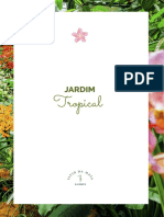 Sitio Da Mata Jardim Tropical