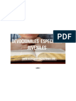 DEVOCIONALES ESPECIALES JUVENILES LIBRO I.docx