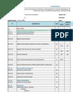 1.- Metrados Trabajos Preliminar Inicial