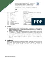 Silabo Geotecnia 2019 II