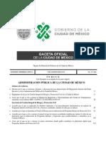 Gaceta Oficial de Proteccion Civil Nueva