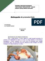 RETINOPATIA de prematuritate   1.pptx