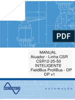 Mn_043 - Manual Inteligente CSR12!25!50 Profibus DP SM