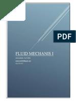 Fluid Mechanics i