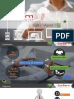 Lantern Technologies Digital Marketing PPT