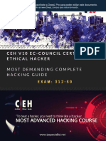 CEH v10 Module 12 -Evading IDS, Firewall and Honeypots Technology Brief ES