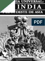 Historia Universal La India y El Sudeste de Asia