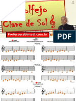 Solfejo Teoria Musical Fácil Para PDF
