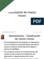 Clasificación Rocas