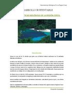Características De La Región Costa