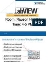 Labview Clad Review
