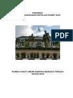 1. COVER PEDOMAN PENGORGANISASIAN RAWAT INAP.doc