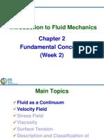 Week2_density n Velocity Field