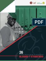 26 Ficha Tecnica - Bloqueo y Etiquetado