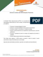 2015 1 Administracao 5 Estrutura Analise Dem Financeiras