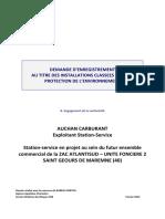 Partie B - Conformite - AUCHAN CARBURANT Cle74199f