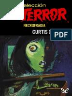 Necrofagia - Curtis Garland