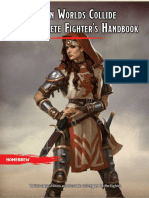 WWCC6 - The Complete Fighter's Handbook