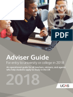 Advisory guide