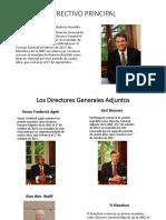 Directivo Principal de OMC