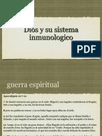 Dios y Su Sistema Inmunologico Copy