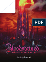 Bloodstained Strategy Booklet 9