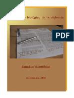 Ser y Actuar - Mecanismo Biológico de La Violencia...(6P)