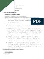 Parcial Derecho Mercantil