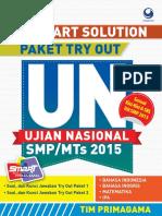 Paket Try Out UN SMP