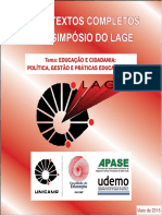 Simpósio do Lage