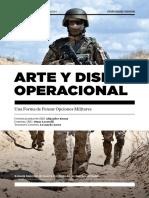 ARTE Y DISEÑO OPERACIONAL; Contraalmirante (RE) Alejandro Kenny