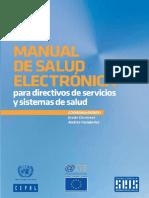 Manual de Salud Electrónica