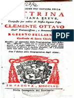 Dottrina Cristiana (Chatechismo Di Belarmino)