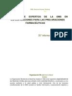 Informe 35 OMS (2)