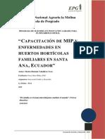 Mario Caballero, Entrega de Trabajo Final Prof Ortiz